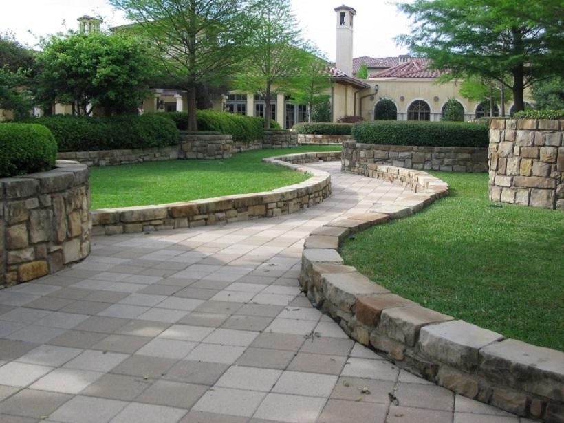 Cafe architettura il blog di architettura e design - Pavimentazione cortile esterno ...