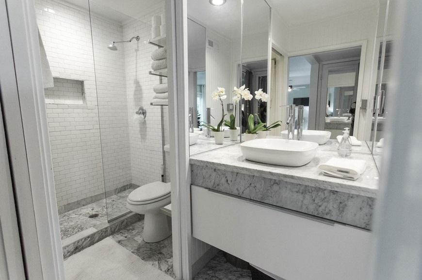 Idee e soluzioni per ristrutturare il bagno