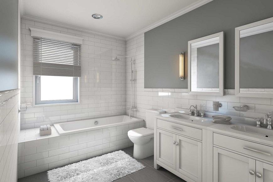 Assez Idee e soluzioni per ristrutturare il bagno AB41